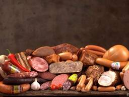 Продам мясо-колбасные изделия, мясные и овощные консервы.