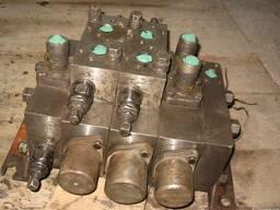 Продам гидрораспределители 3-х, 4-х секционные на экскаватор