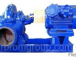 Продам насос Д 320-90 с электродвигателем 132 кВт 3000 об