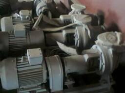 Продам насосы СМ 100-65-250, СМ 150-125-315, СД 100-40...