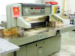 Продам недорого бумагорезательные машины Polar, Perfecta, Wo