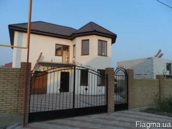 Продам с. Нерубайское-Нати новый дом 2016 года постройки