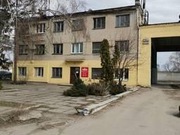 Продам нежилые помещения с АБК в промзоне г. Днепр