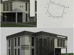 Продам новое офисное помещение, 522 кв. м. , центр