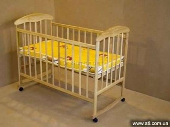 Продам новую детскую кроватку. 340 грн. Луганск.