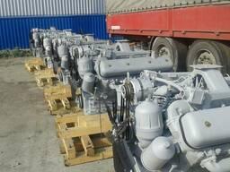 Двигатель ЯМЗ 236М2-1000016-41