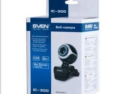 Продам новую веб камеру Sven IC-300