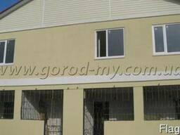 """Продам новый дом у моря 240 кв. м. в пгт """"Кирилловка""""."""