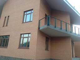Продам новый дом в Киеве (663 кв. м. / 19 соток приват. земли).