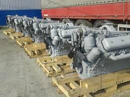 Двигатель ЯМЗ 236М2-1000253