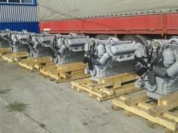 Двигатель ЯМЗ 236М2-1000257