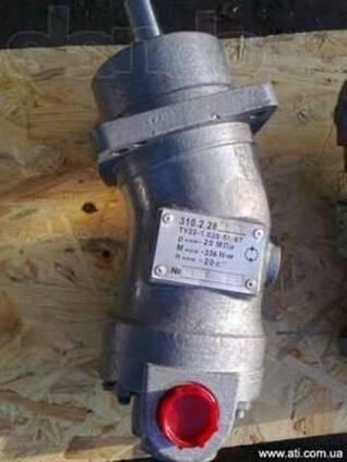 Продам новый Гидромотор нерегулируемый 210.12.00.02