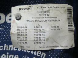 Продам новые Цепи противоскольжения Pewag Cervino CL 75 S.
