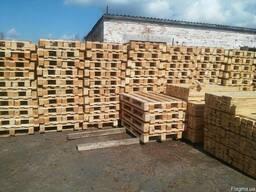Продам новые деревянные поддоны 1200х800; 1200х1000;