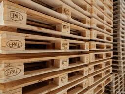 Продам новые поддоны EPAL, европоддон, экспорт