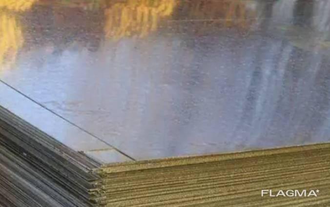 Продам новые стальные листы со склада