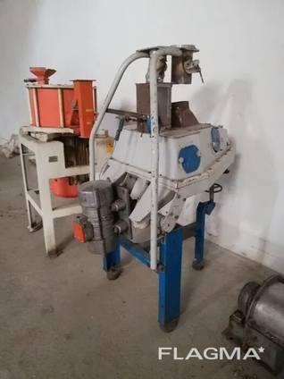 Продам обладнання для очистки зерна