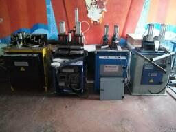 Продам оборудование металопластиковых окон