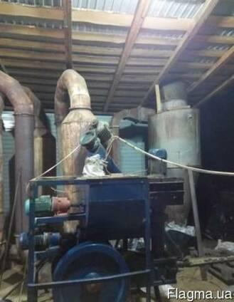 Продам оборудования для производства брикета