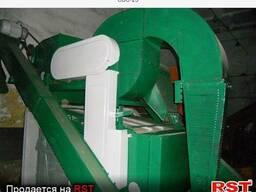 Продам очиститель вороха самопередвижной ОВС-25 после полног
