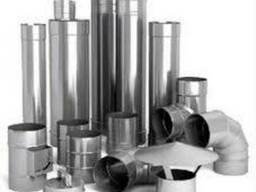 Продам оцинкованные трубы для газовых отопительных приборов.