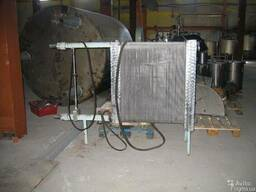 Охладитель молока пластинчатый А1-ООЛ-25