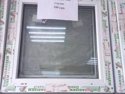 Продам окно глухое 500*500