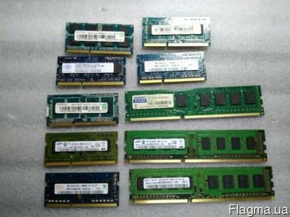 Продам оперативную память ddr ddr 2 ddr 3 ram so dimm