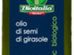 Продам органічну Соняшникову олію 750 мл Італія