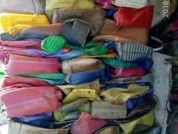 Продам отходы пнд 7т( в тюках)(канистра.флакон)