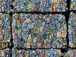 Продам отходы жестяных (алюминиевых) банок 2тоны