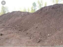 Продам отличное сырьё для гуматов бурый уголь технический
