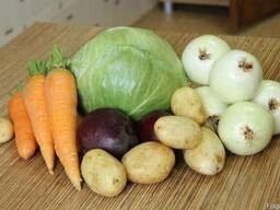 Продам овощи борщового набора