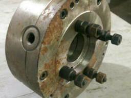 Продам патрон диаметр 200мм, польский 3х кулачковый, Новый, - фото 4