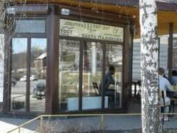 Продам павільон кафетерій в Центрі
