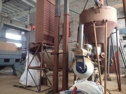 Продам пеллетный завод линию гранулирования