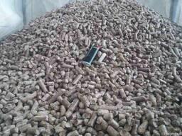 Продам пеллету( топливную гранулу) собственного пр-ва 8мм