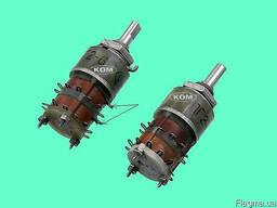 Продам ПГ2-17-3П4НВ ПГ2-9-6П2НВ переключатели галетные