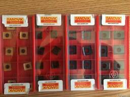 Продам пластины твердосплавные Sandvik N331.1A-145008- PM