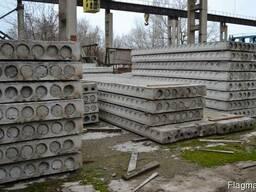 Продам плиты перекрытия ПК 72-12 новые по цене бу