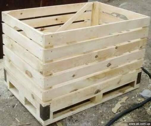 Продам поддон-контейнер