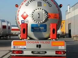 Продам полуприцеп-газовоз (для сжиженного газа)