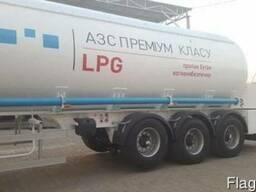 Продам Полуприцеп Газовоз DM-LPG, 45m3