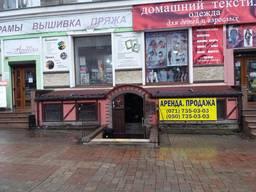 Продам помещение 276 м2 в центре Донецка.