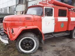 Продам пожарку на ЗИЛ-131 95гв
