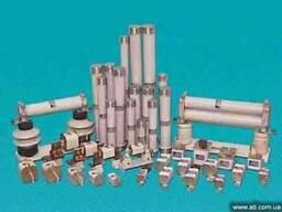 Продам предохранители серии ПКТ, ПКЭ, ПН22, ПП57У