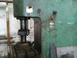 Пресс гидравлический П418В усилием 160 т