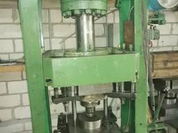Продам пресс гидравлический ус. 60 тонн ПГ 60