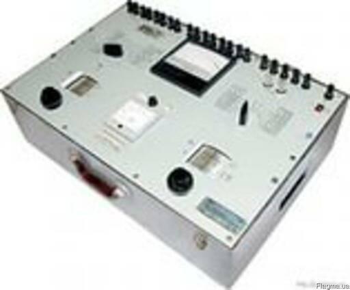 Продам прибор для проверки трансформаторов тока К 507