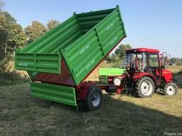 Продам Прицеп (причіп) тракторный -3,5т.